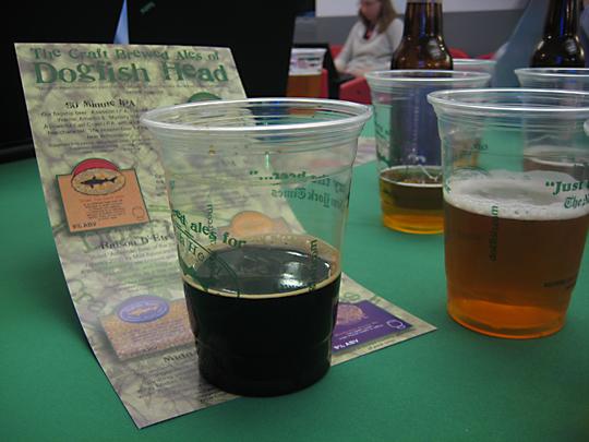 Dogfish Head beers