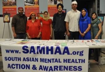 South Asian Mental Health