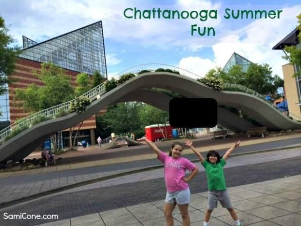Chattanooga Summer Fun Family Travel