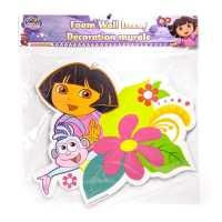 Dora Foam Wall Decor | Samko and Miko Toy Warehouse