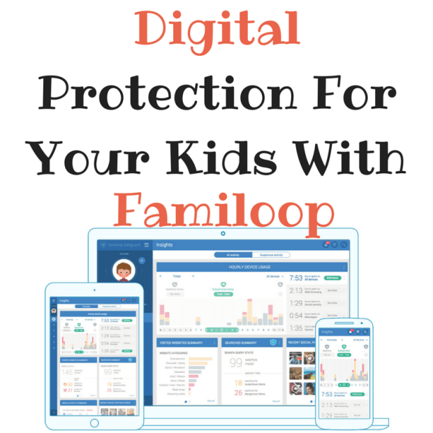 Protect Your Kids Digitally With Familoop