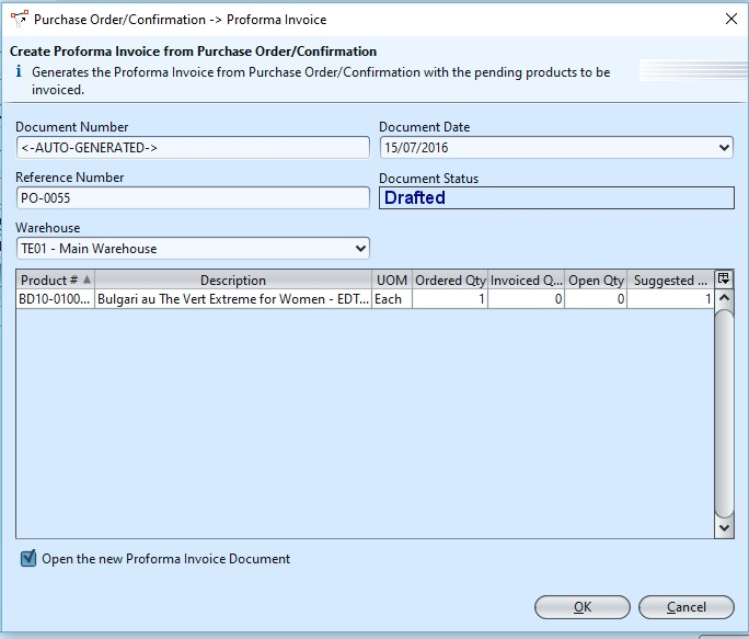 Proforma Invoice - Samooha User SupportSamooha User Support