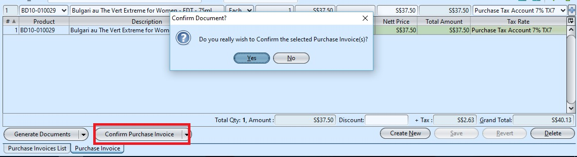Purchase Invoice - Samooha User SupportSamooha User Support
