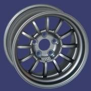 Braid Cast Forged Wheel