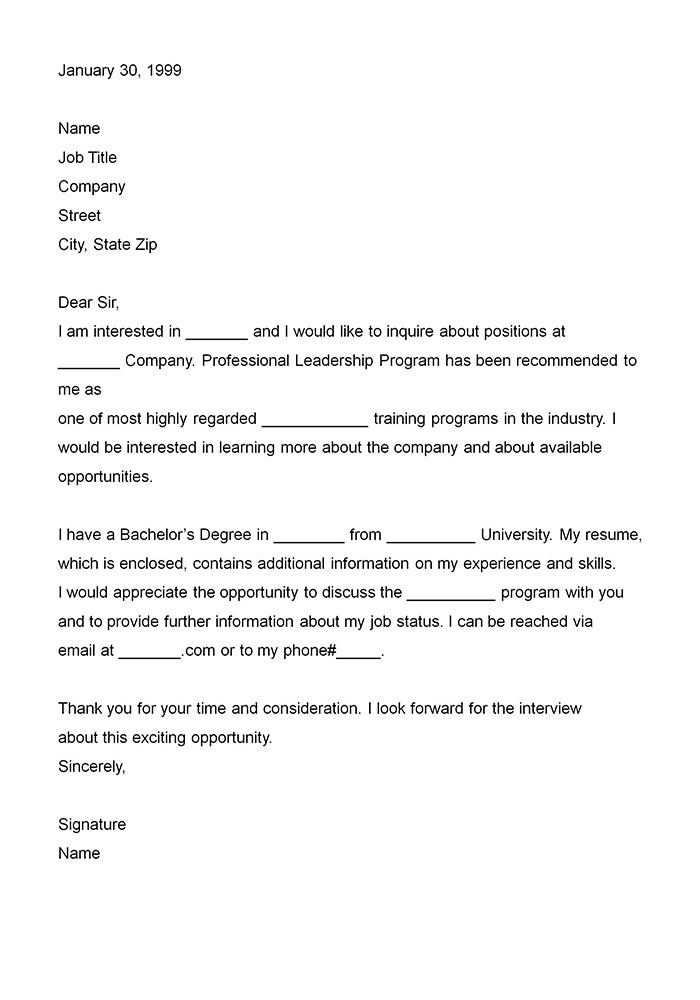 sample job resignation letter format