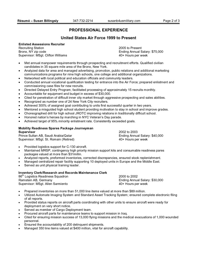 10 Resume Examples 2014 - SampleBusinessResume - Resume Sample 2014