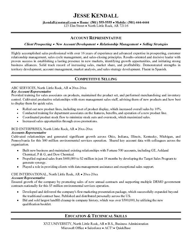 Resume Sample Format For Administrative Assistant Professional - executive assistant resume summary