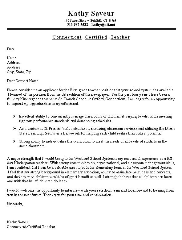 How Do You Write A Cover Letter For Resume - Letter Idea 2018 - what does a resume cover letter consist of