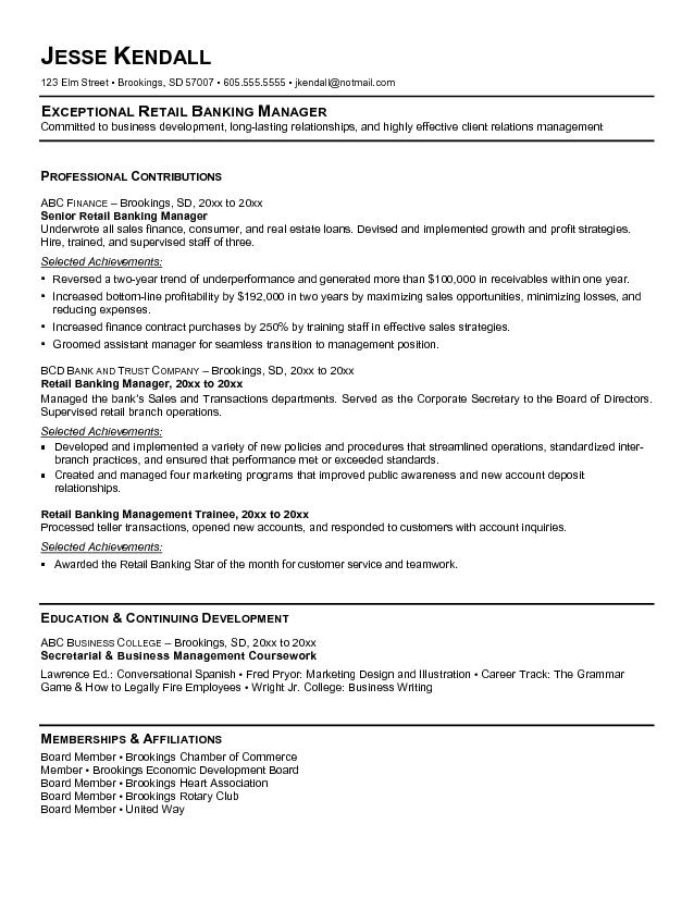 Free Sample Objectives for Resumes Best Resume Objectives Samples - business resume objectives