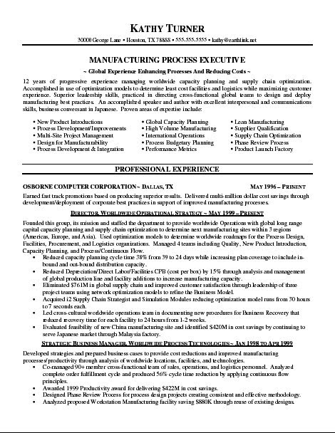 best waitress resume samples manufacturing process executive - Cocktail Waitress Resume Samples