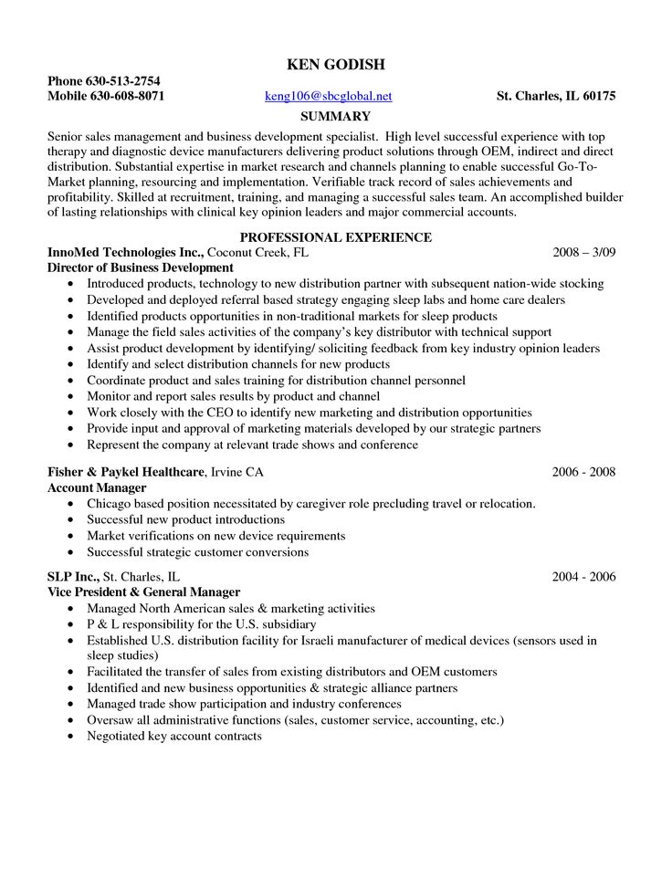 Entry Level Pharmaceutical Sales Jobs - SampleBusinessResume - Sample Resume For Entry Level