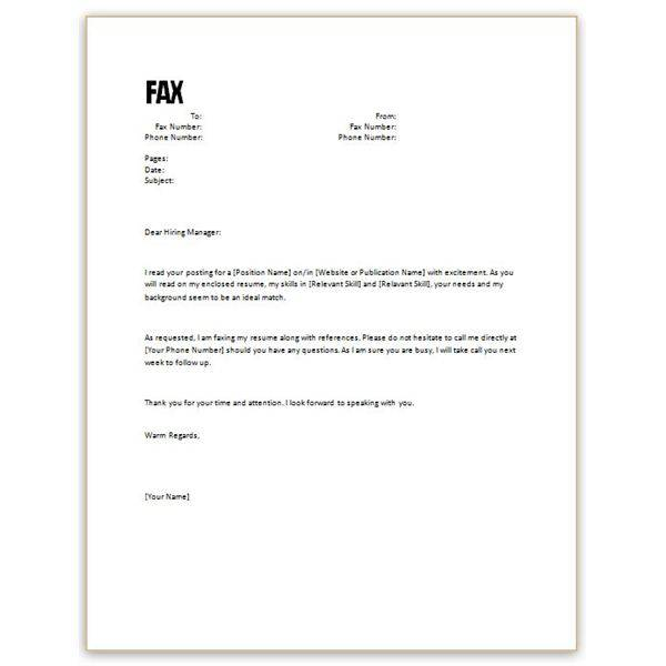 sample cover letter template for resume - Goalgoodwinmetals