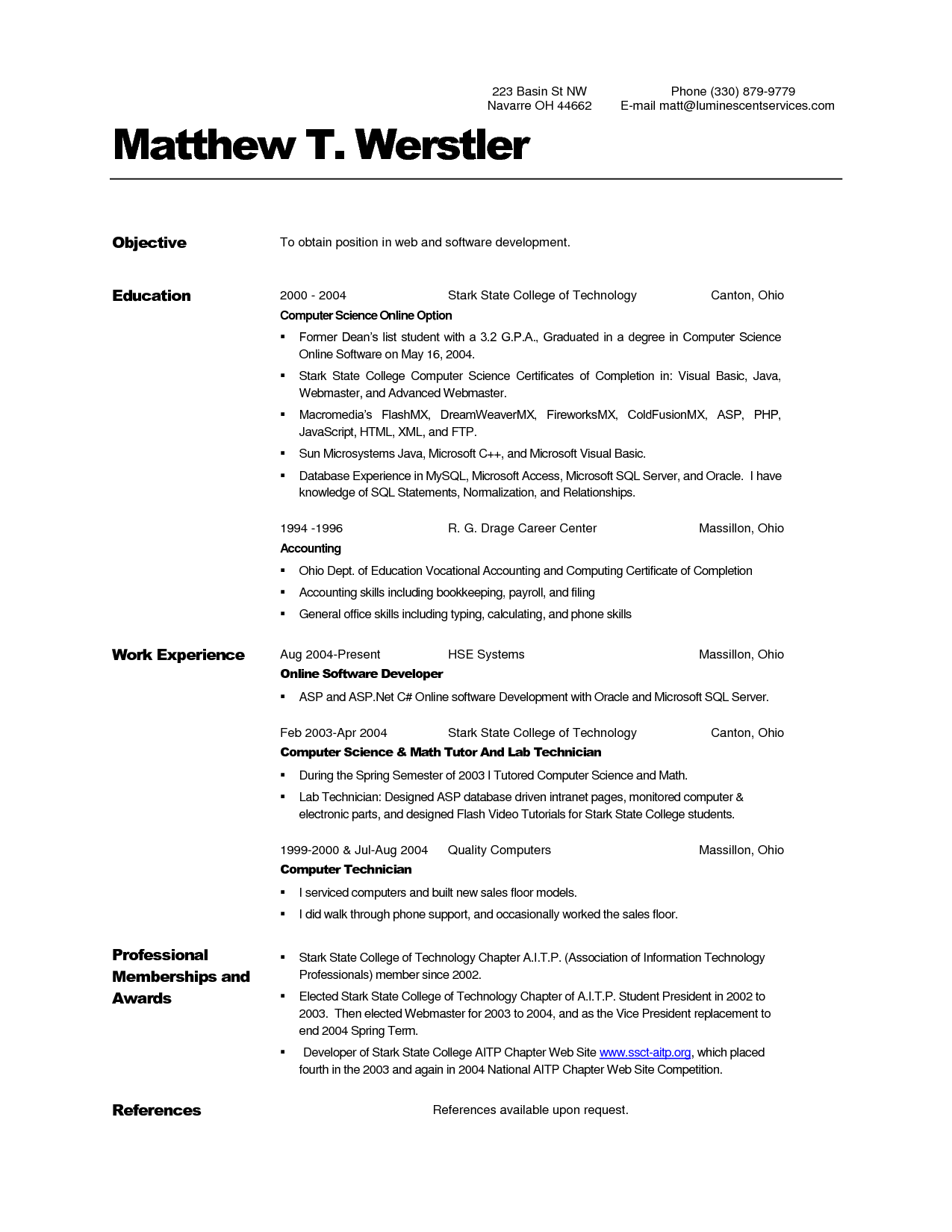 resume builder computer software resume samples writing resume builder computer software resume builder actuarial science resume template sample resume samples resume