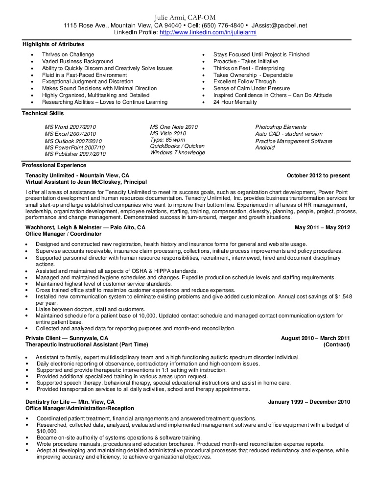 resume-templates-patient-care-assistant-highlights-technicial-skills - care assistant sample resume