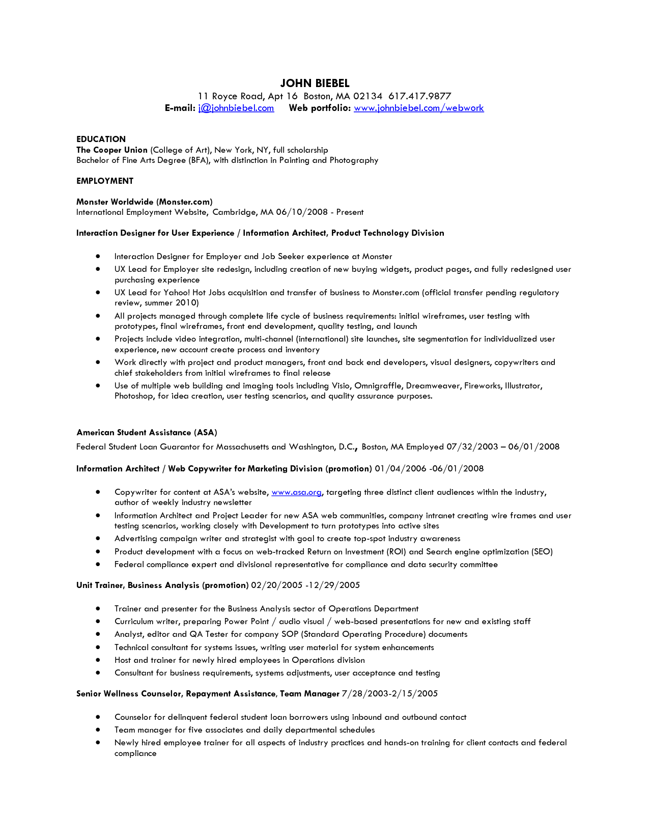 house painter resume examples