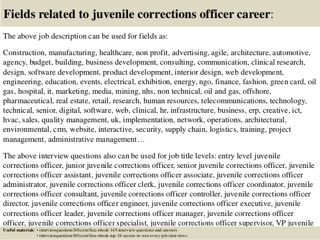 make a correction officer duties resume federal correctional entry - resume for correctional officer