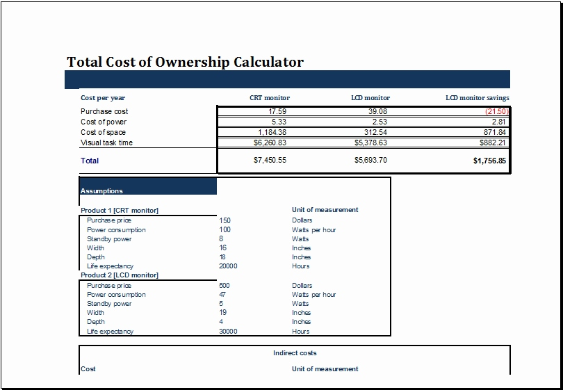building life cycle cost analysis spreadsheet - SampleBusinessResume - cost analysis spreadsheet
