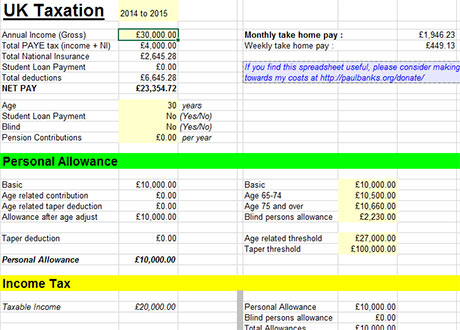 payroll tax calculator spreadsheets 2015 - SampleBusinessResume - payroll tax calculator