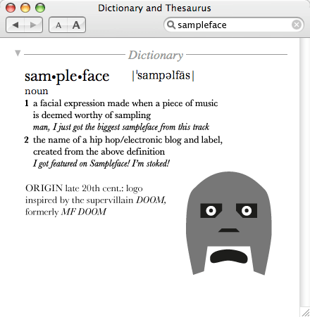 Sampleface - About Us