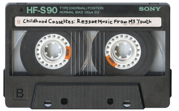 Childhood Cassettes: Reggae Music From My Youth