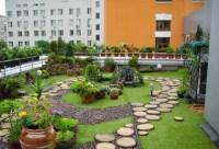 Inspiration Create A Beautiful Rooftop Garden Design ...