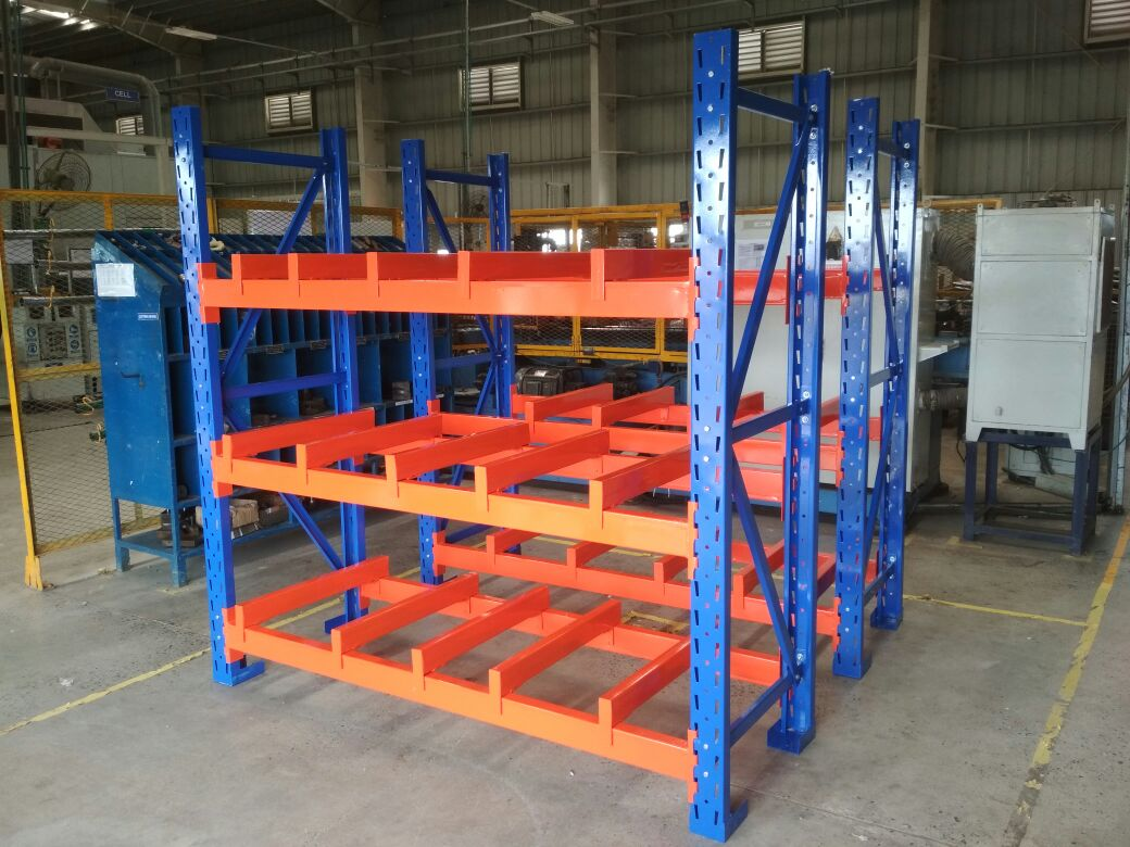 Storage Racks Fifo Rack Mold Storage Rack Archives Samrudhi Fab Tech