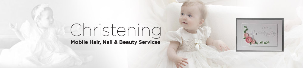 Mobile-Hairdresser-Christening-Bolton