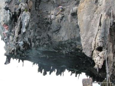 Cliff Jumping Doc Sam