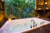 Wairua Lodge Treetops bathhouse