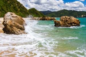 Taupo Point rocks