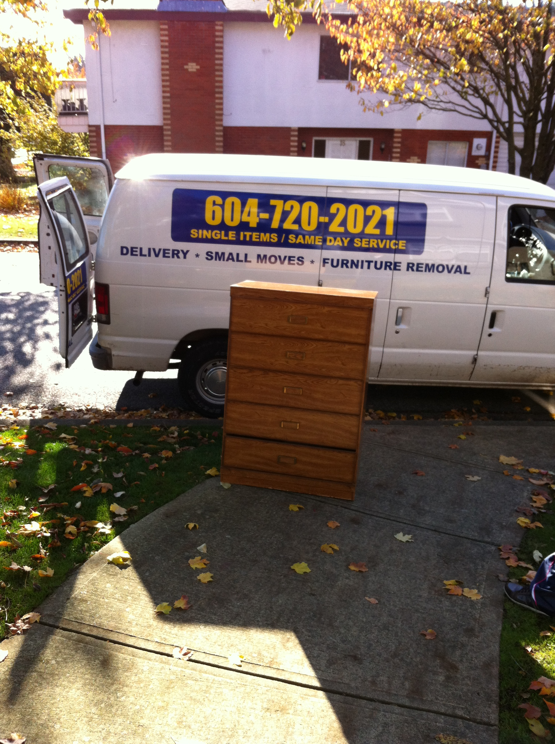 Ikea Richmond Delivery Just Delivered 2 Dressers From West End On Davie St To