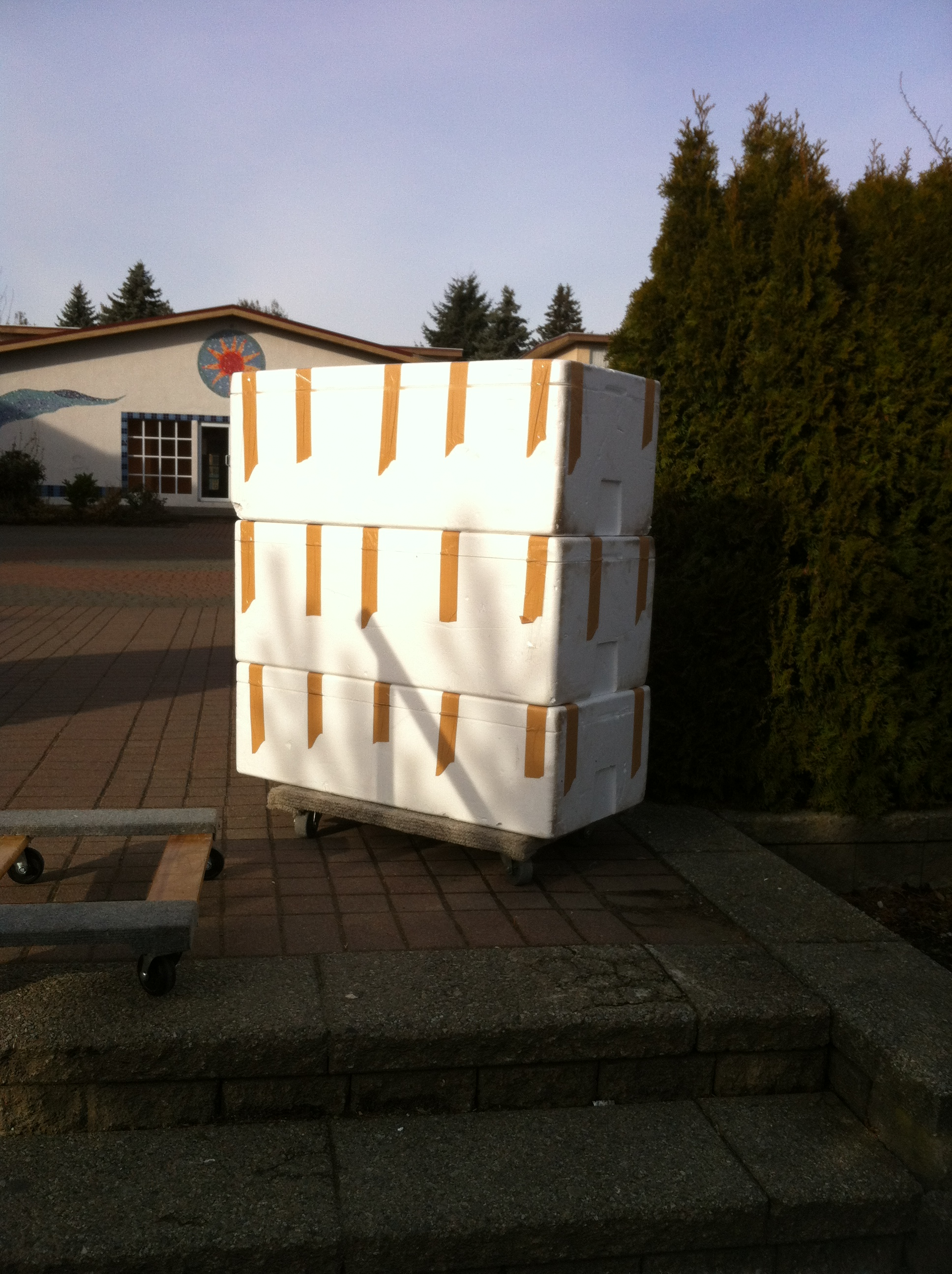 Rona Moving Boxes Vancouver Big Box Delivery Of Items From Rona Home Depot