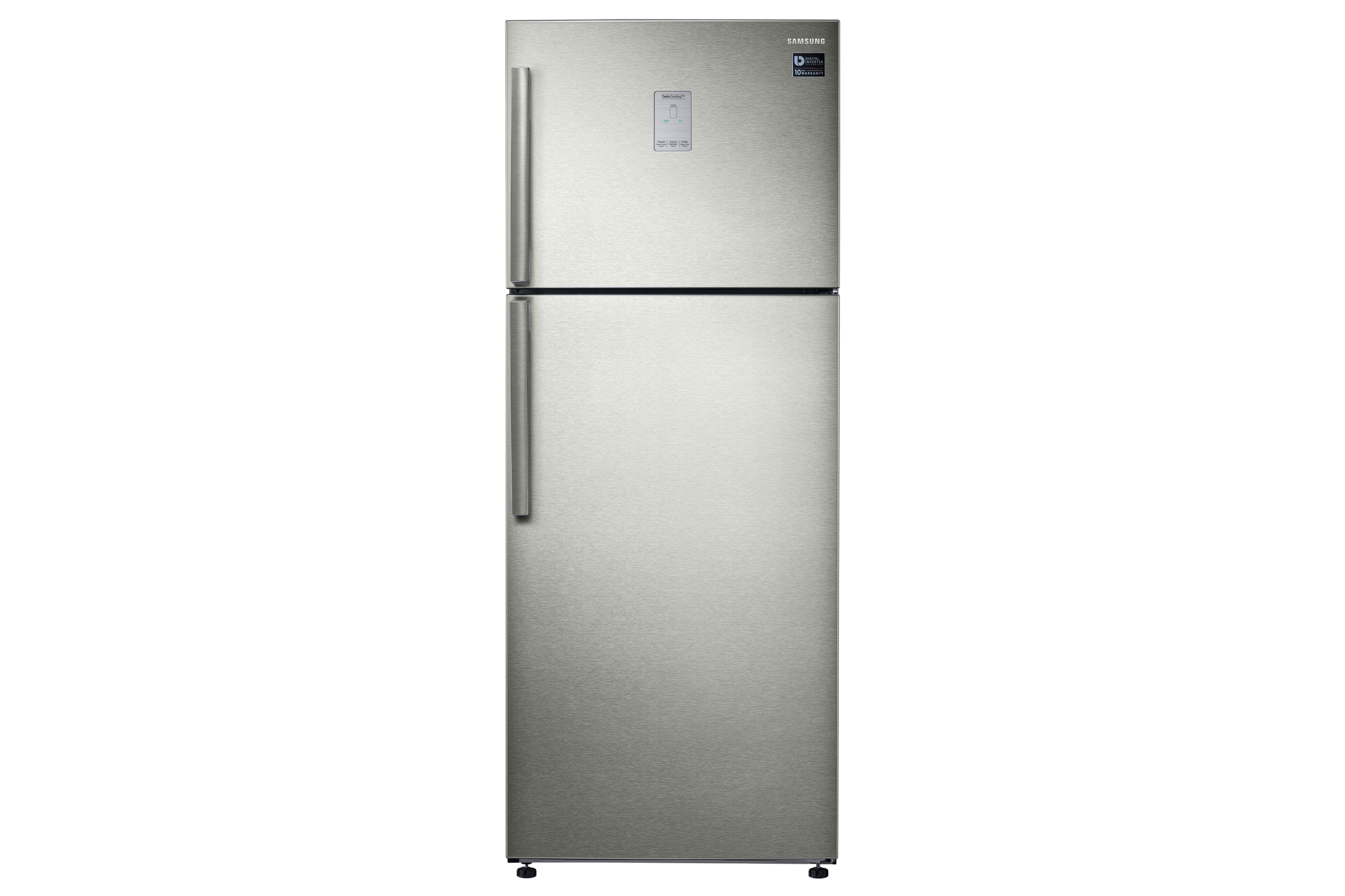 Frigo Samsung 1 Porte Inox Réfrigérateur Rt65 Twin Cooling Plus 468l Rt65k6340sp En Samsungshop
