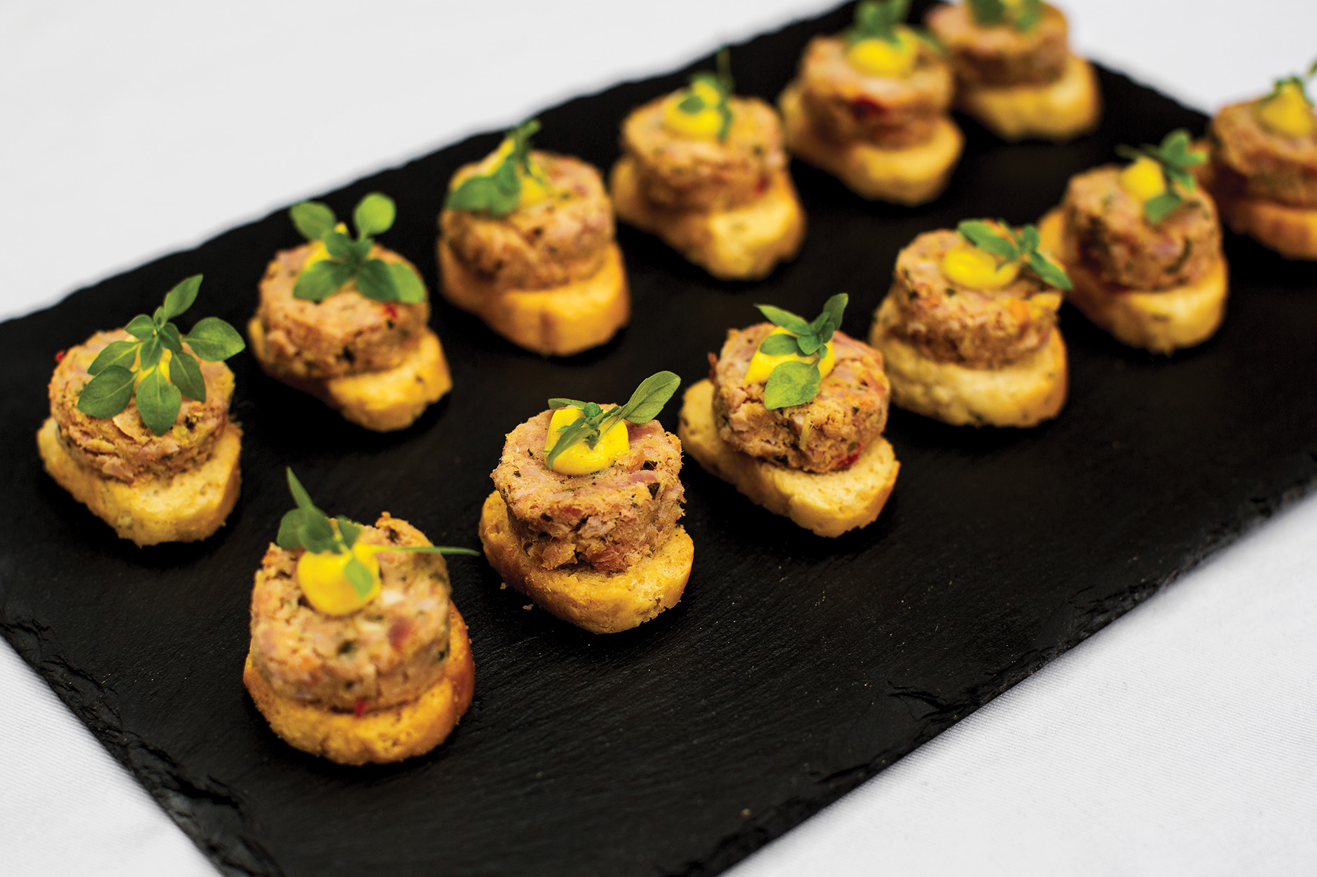 Canapee A Guide To Canapés Sj Events