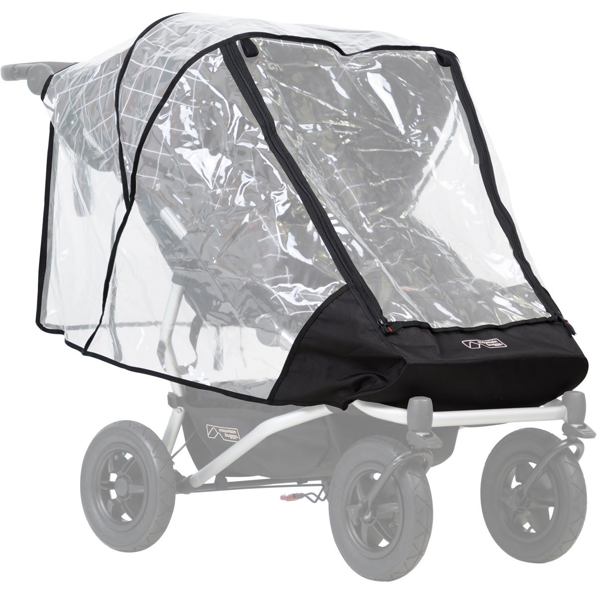Mountain Buggy Double Kit Duet Double Storm Cover