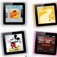 Nuevos clockface para usar tu iPod nano como RELOJ