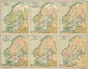 Karta och kompass, vilken kurs gäller för Sverige?