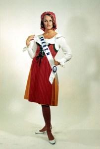 Miss Universe 1966 Margareta Arvidsson