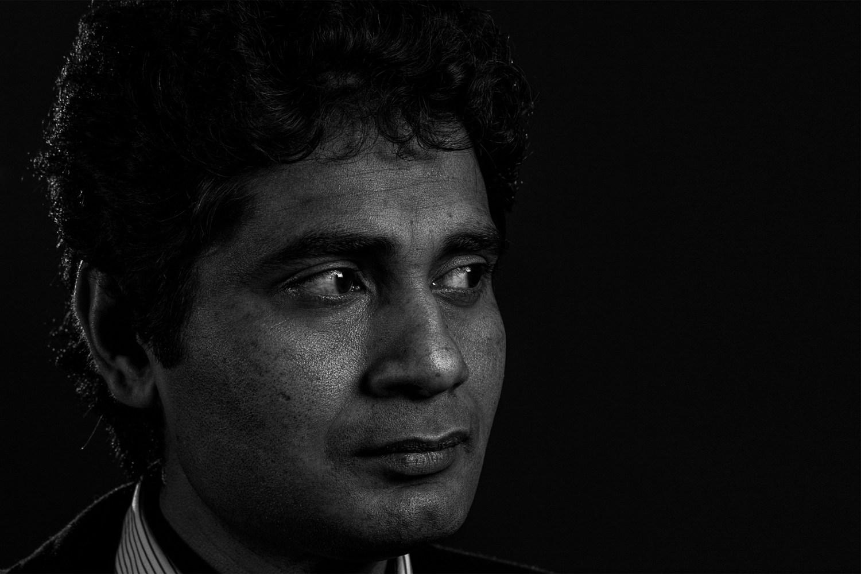ICORN writer Ratan Samadder