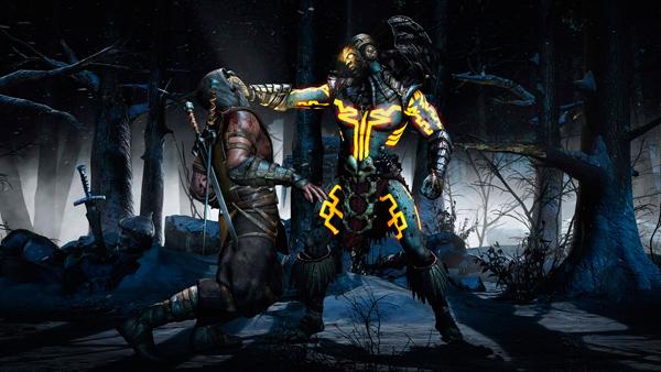 видео игры про драки