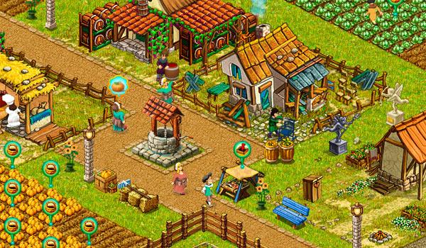 игра про ферму на компьютер