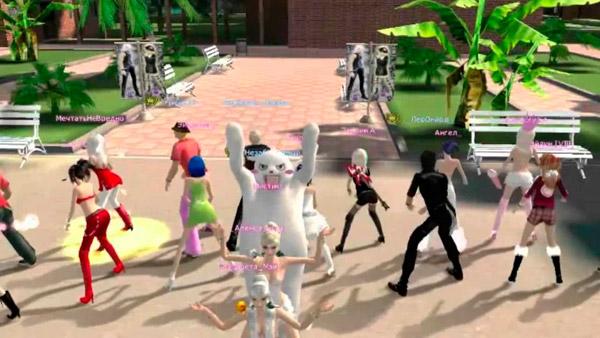 танцевальные игры на компьютер