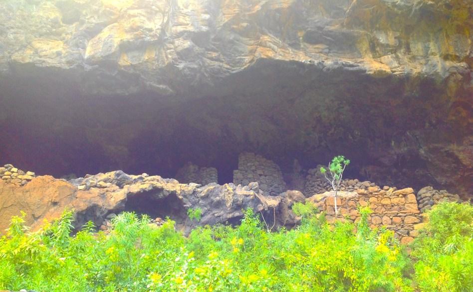 Cueva de Tendal · San Andrés y Sauces