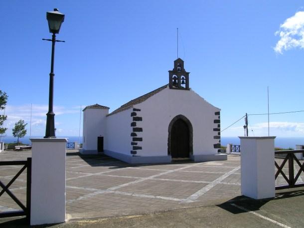 Iglesia de San Pedro · Las Lomadas · San Andrés y Sauces