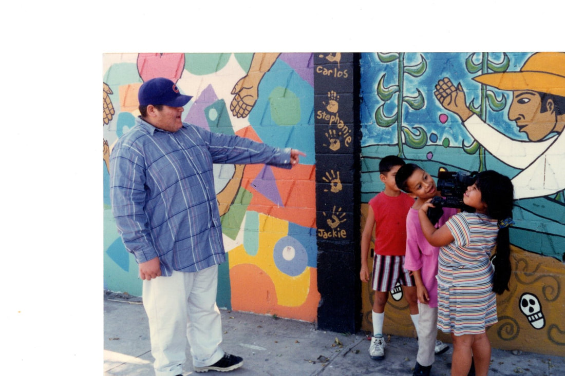 Arte Chicano Murals 3 8 Stages In The Life Of A Chicana San Anto Cultural Arts