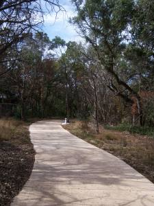 Photo of Salado Creek Greenway Trail between Loop 410 and Lady Bird Johnson Park