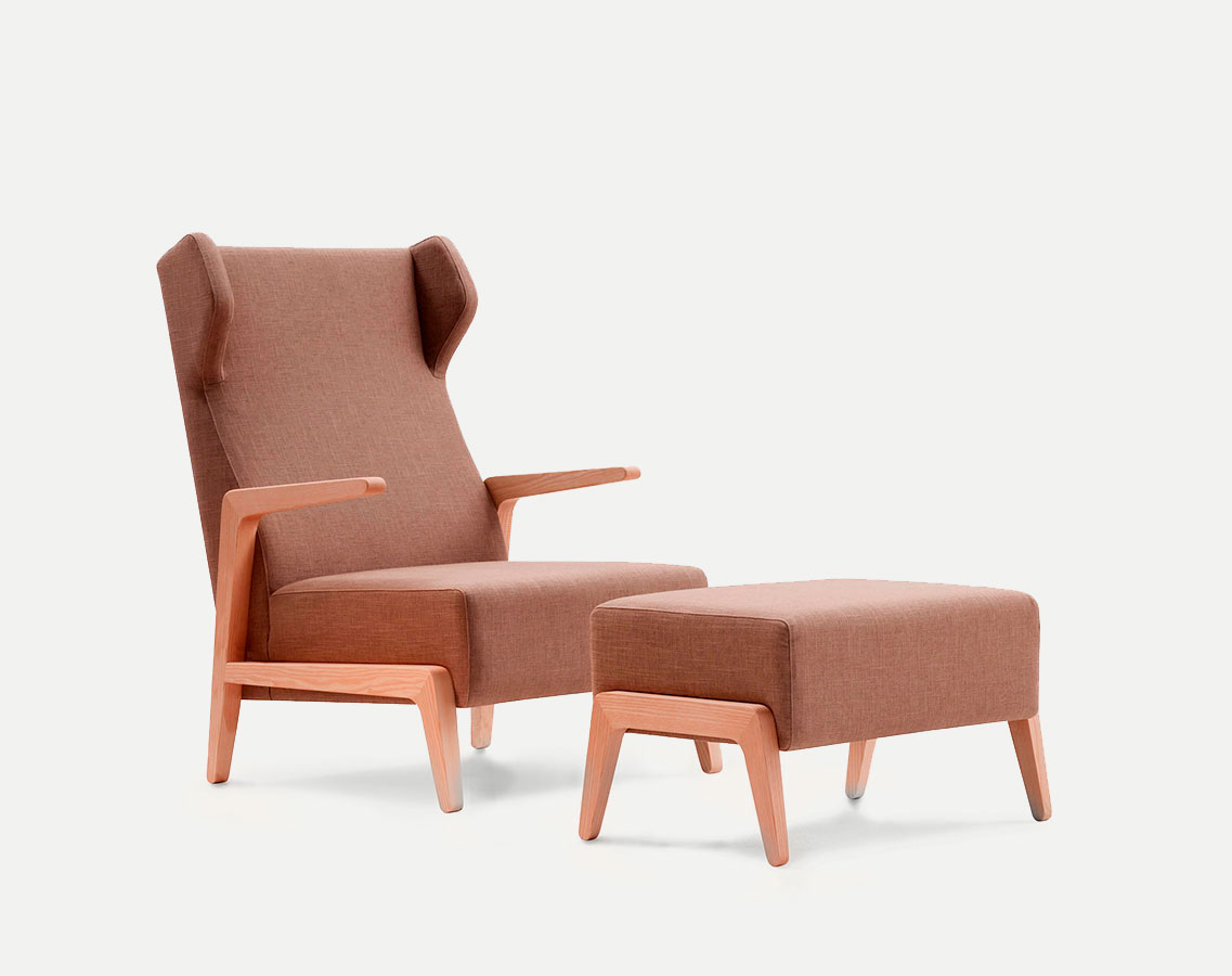 Sessel New Look Boomerang Chill Sancal