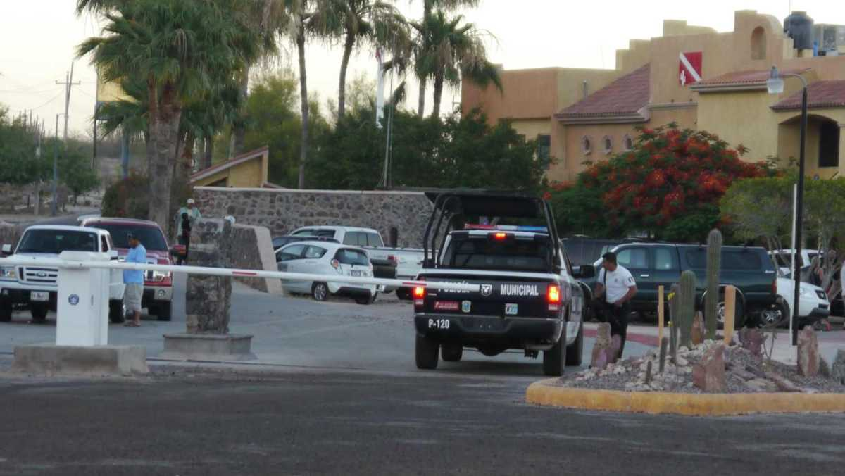 Murder At The Marina San Carlos