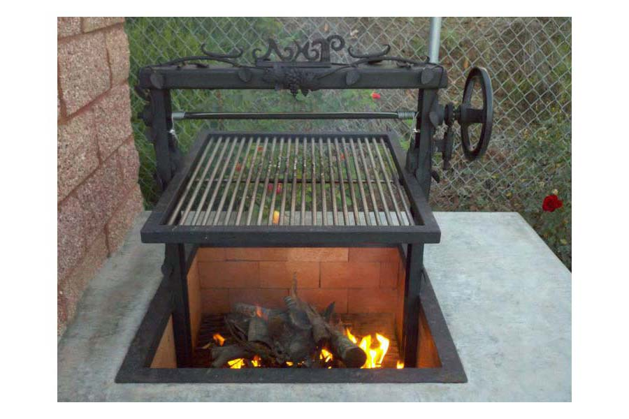 Adjustable Fire Pit Grill Grate Fire Pit Landscaping Ideas Design Pictures And Remodel