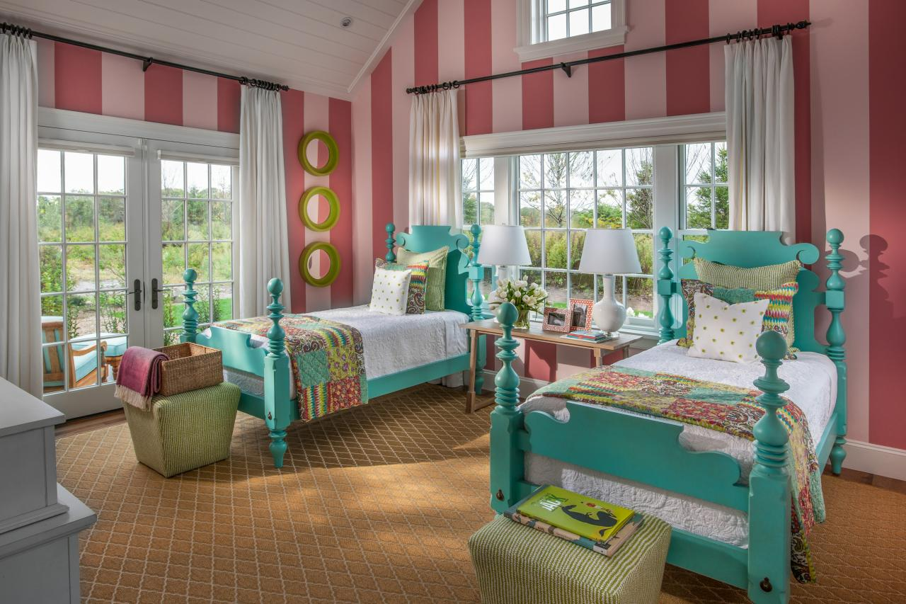 Kid Fun Bed Hgtv Dream Home 2015 Coastal Escape Sand And Sisal